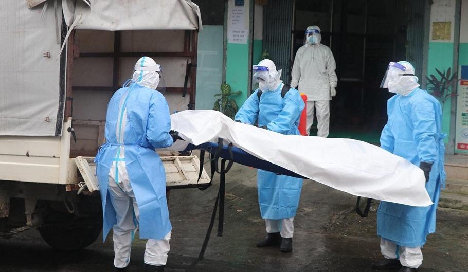 विदेशमा थप ११ नेपालीको कोरोनाबाट मृत्यु