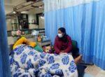 भलिबल खेलाडी तिमिल्सिनाको उपचारको लागी उप प्रमुख चलाउने द्वारा आर्थिक सहयोग
