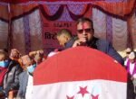 देश अप्ठेरो परिस्थितिमा हुदाँ जहिले पनि कांग्रेस नै सड्कमा आउछ :नेता पाण्डे