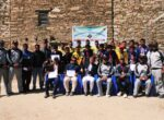 नेपाली सेना दिवसको अवसरमा अछाममा भएको मैत्रीपुर्ण भलिबल प्रतियोगितामा स्थानीय टिम बिजयी