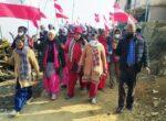 संसद विघटनको विरुद्ध अछामको कमलबजारमा कांग्रेसले गर्यो :बिरोध सभा