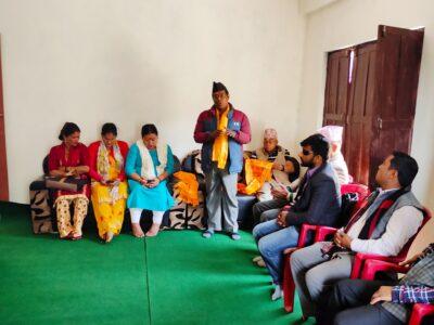 वर्तमान केपी शर्मा ओली नेतृत्वको सरकारका कारण लोकतन्त्र खतरामा : काङ्ग्रेस नेता बस्नेत