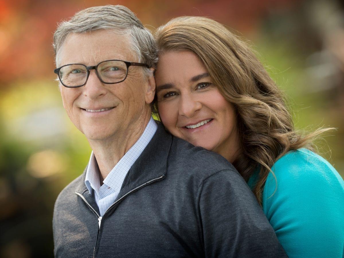 बिल गेट्स दम्पतीले गरे सम्बन्ध विच्छेद