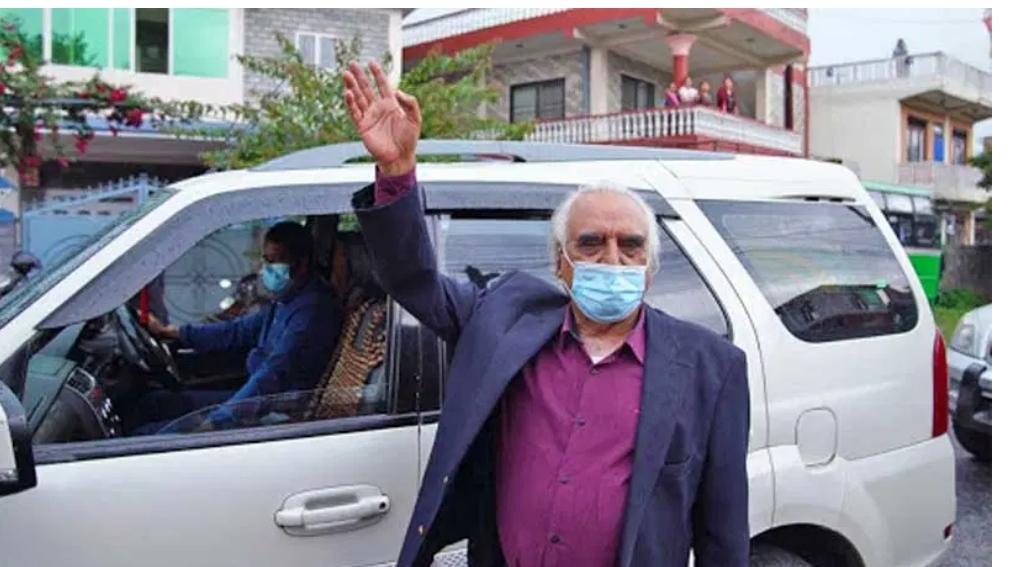 गण्डकी प्रदेशको मुख्यमन्त्रीमा कांग्रेसका कृष्णचन्द्र नेपाली नियुक्त, ओलीको पहिलो विकेट ध्वस्त