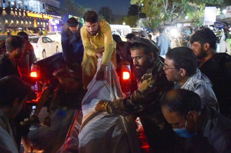काबुल हमलाबारे तालिबानले यस्ताे भन्यो…..