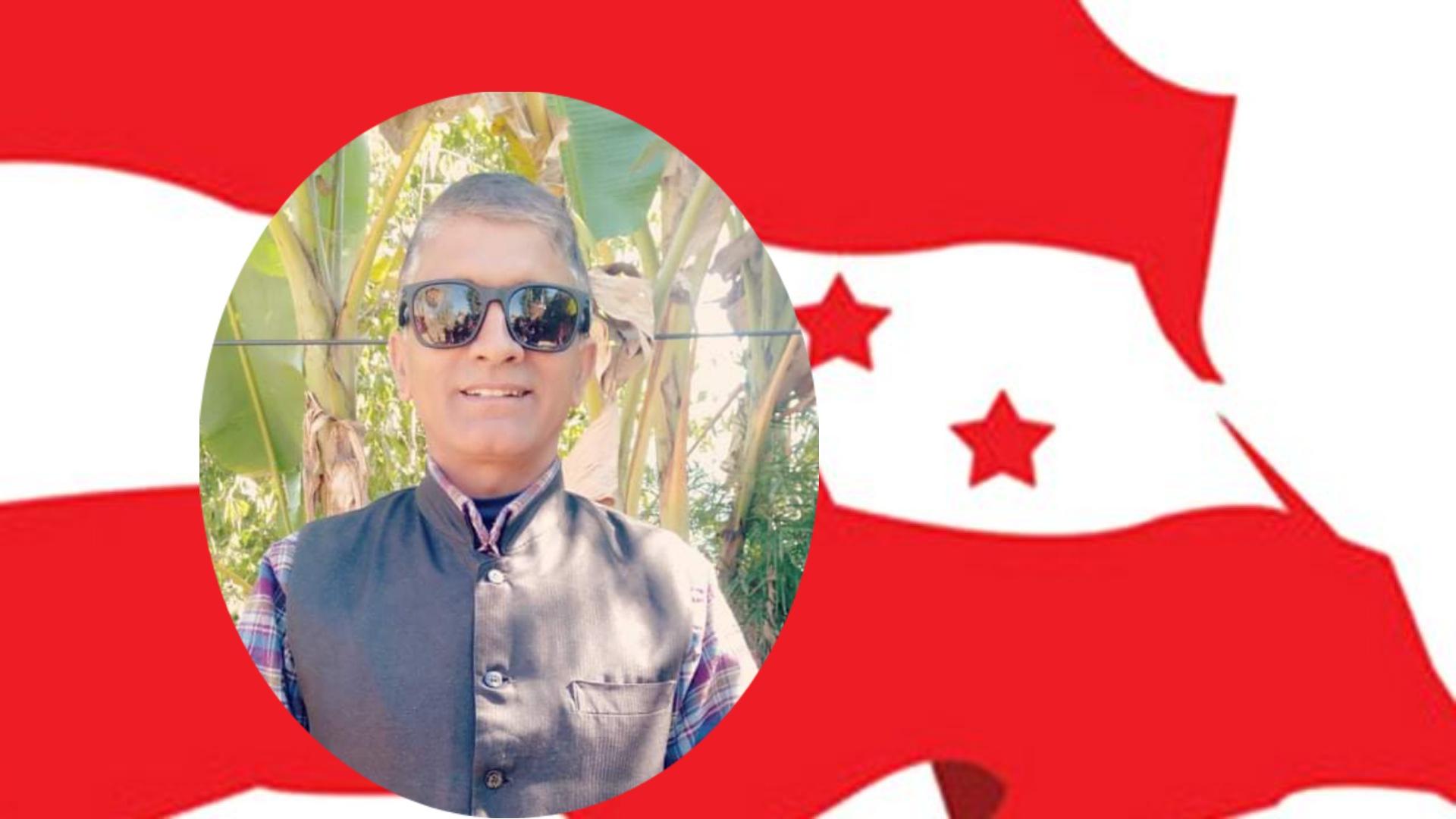 अछाम क्षेत्र नम्बर २ को क्षेत्रीय सदस्यमा नेता लालुराम भण्डारीको उम्मेदवारी घोषणा
