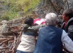 उपचारका क्रममा निधन भएका कांग्रेस मंगलसैन ६ का जेष्ठ सदस्य भण्डारीको अन्त्येष्टि
